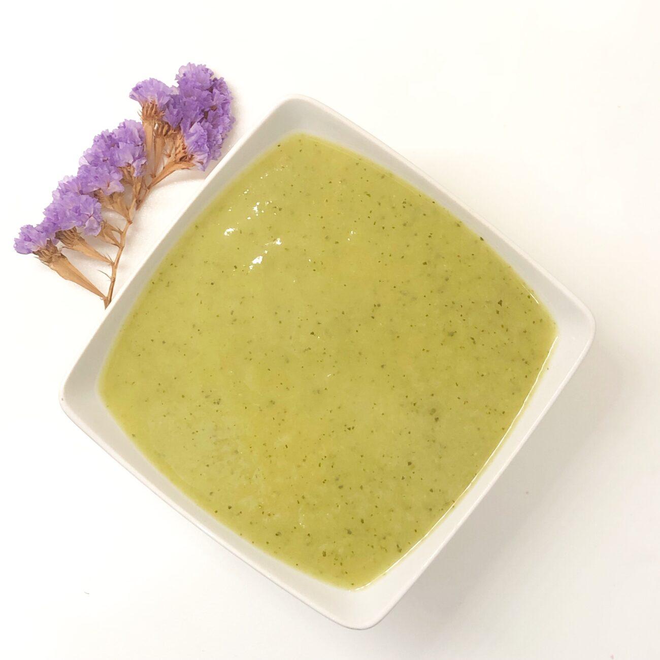 Sopa de couve portuguesa